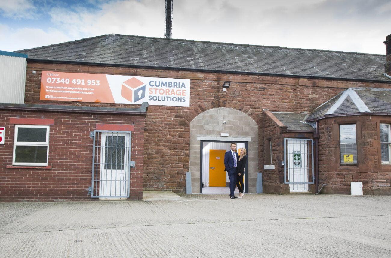 Cumbria Storage Outside Close